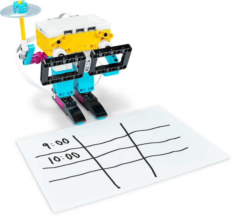 Educazione LEGO - Pioggia o Sole?