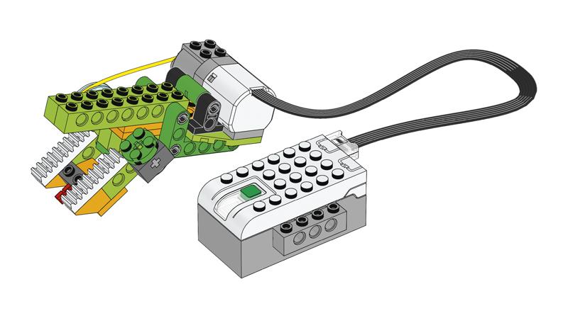 Educazione LEGO - Pulizia dell'Oceano