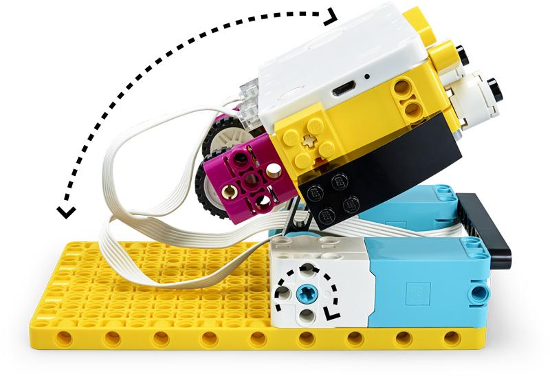 Educazione LEGO - Ripeti 5 Volte