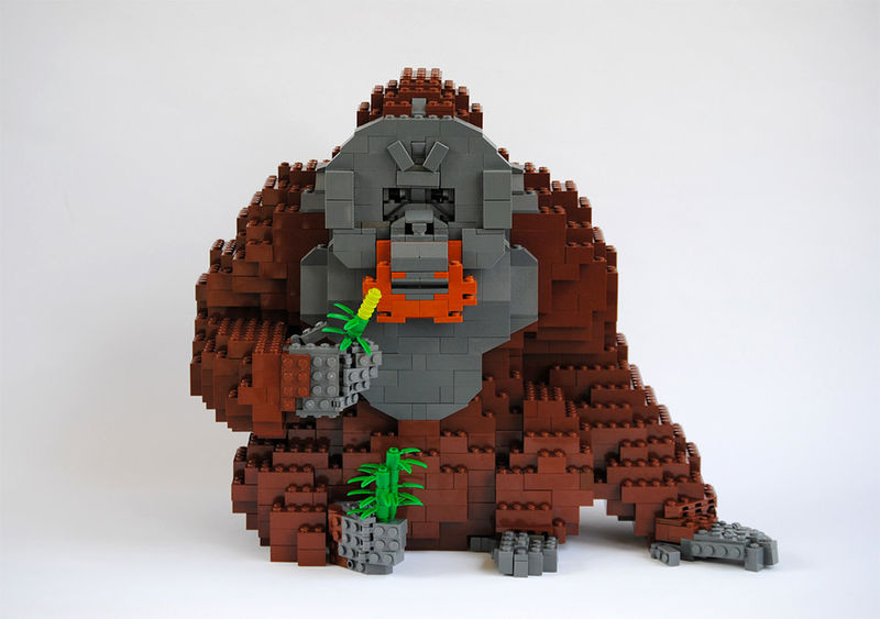 Educazione LEGO - Sensi degli Animali
