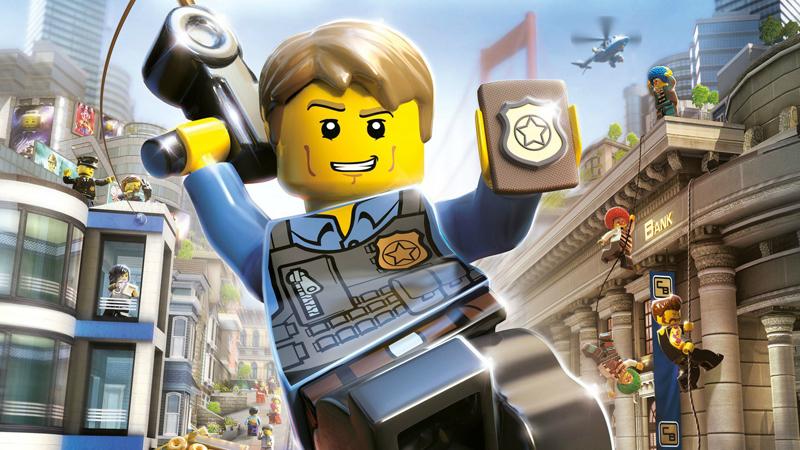 Educazione LEGO - Sicurezza in Città