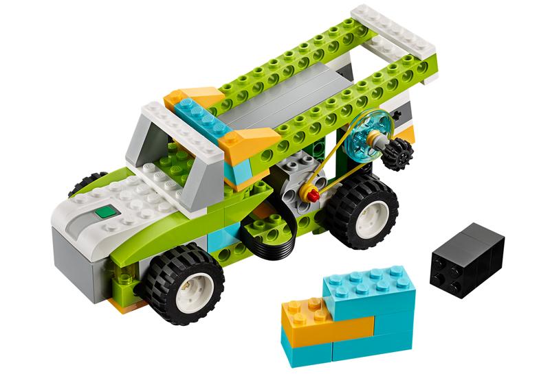 Educazione LEGO - Smistamento per il Riciclaggio