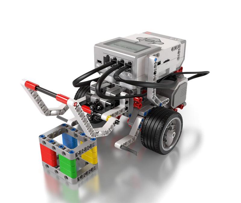 Educazione LEGO - Spostamento di un Oggetto