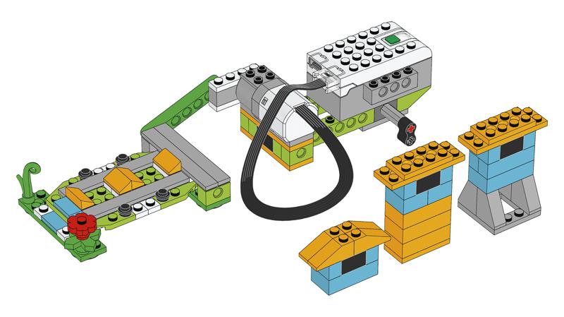 Educazione LEGO - Strutture Robuste, Prevenzione dei Terremoti