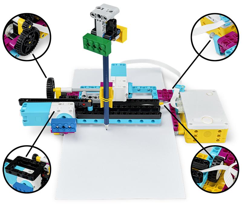 Educazione LEGO - Trova il Guasto