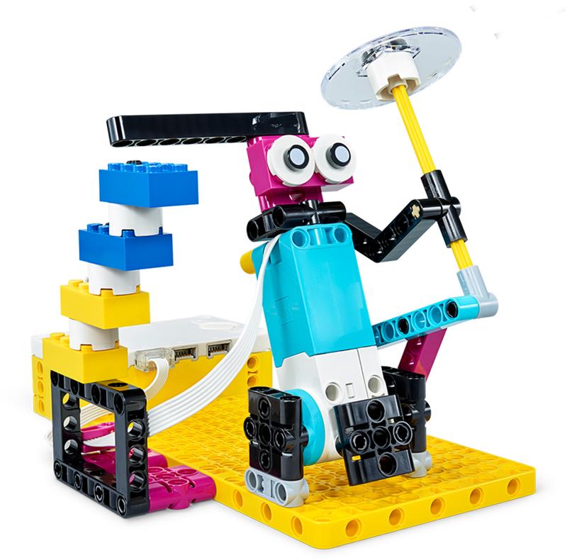 Educazione LEGO - Velocità del Vento