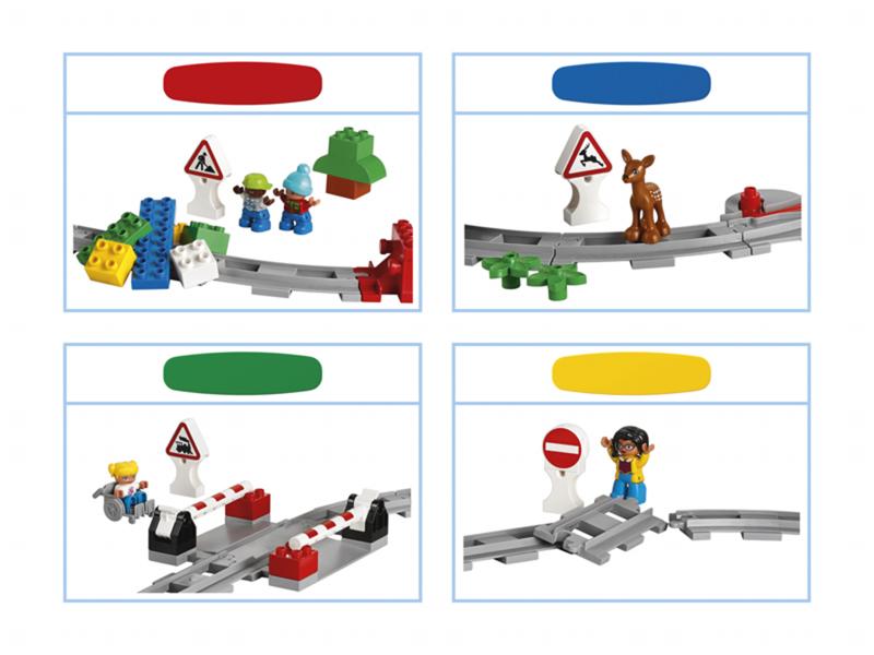 Educazione LEGO - Viaggio - Problemi sulla Strada