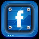 Icona Facebook Legozan