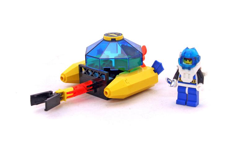 LEGO Aquazone Aquanauts - Sottomarino Sea Sprint 9 - Set 6125