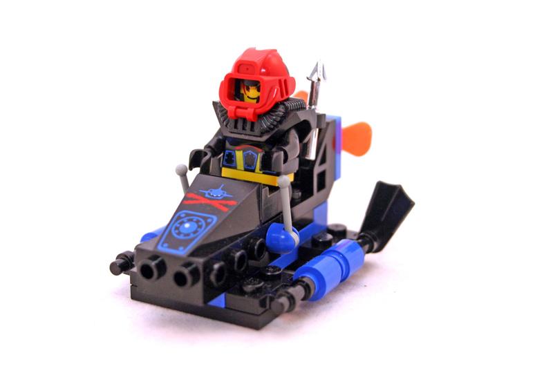 LEGO Aquazone Aquasharks Esploratore Squalo - Set 6115