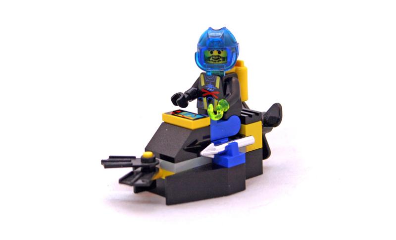 LEGO Aquazone Aquasharks Saetta degli Aquasharks - Set 6100