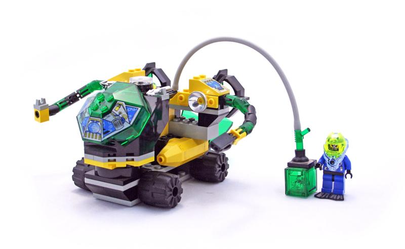 LEGO Aquazone Hydronauts Rivelatore di Cristalli - Set 6159