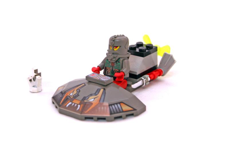 LEGO Aquazone Stingrays Ricognitore degli Stingrays - Set 6107