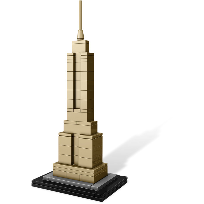 LEGO Architecture - Empire State Building, New York, Stati Uniti - Set 21002