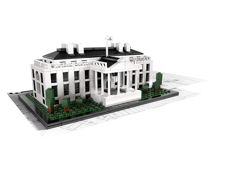 LEGO Architecture - La Casa Bianca, Washington, Stati Uniti - Set 21006