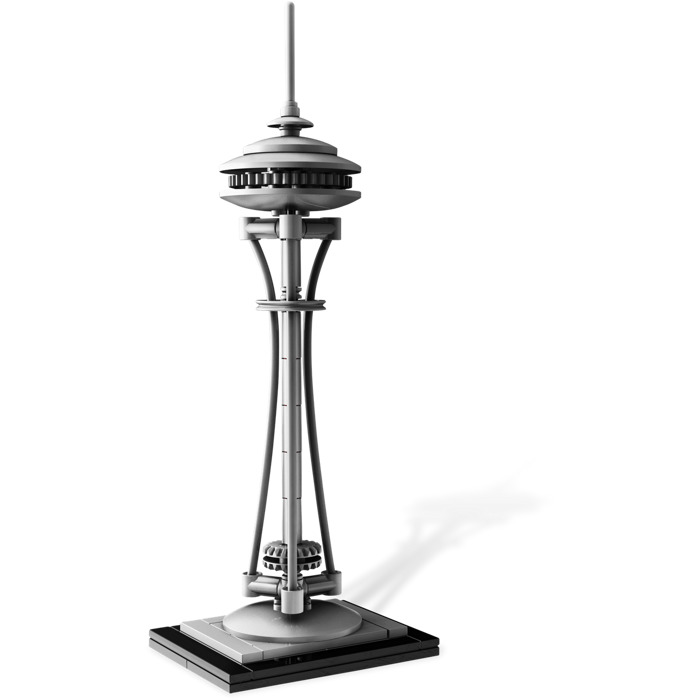 LEGO Architecture - Seattle Space Needle, Washington, Stati Uniti - Set 21003