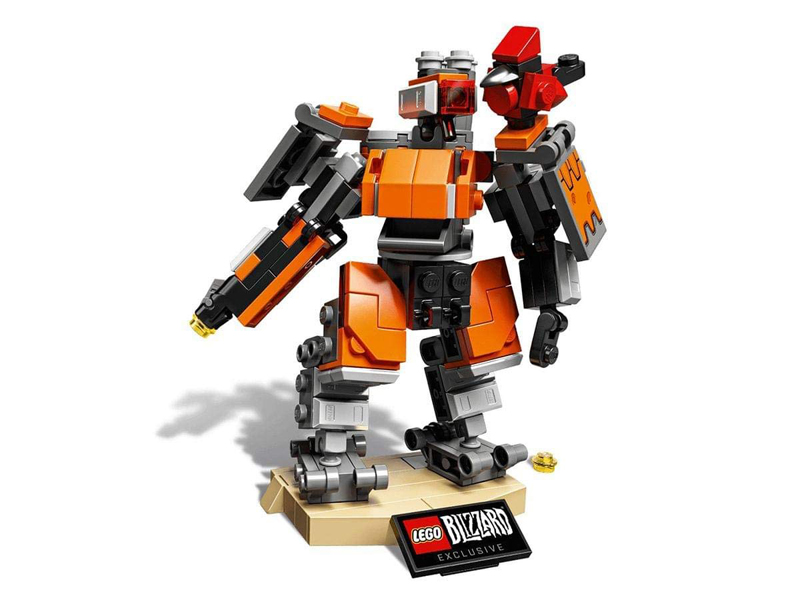 LEGO Overwatch - Bastione Omnic - Set 75987