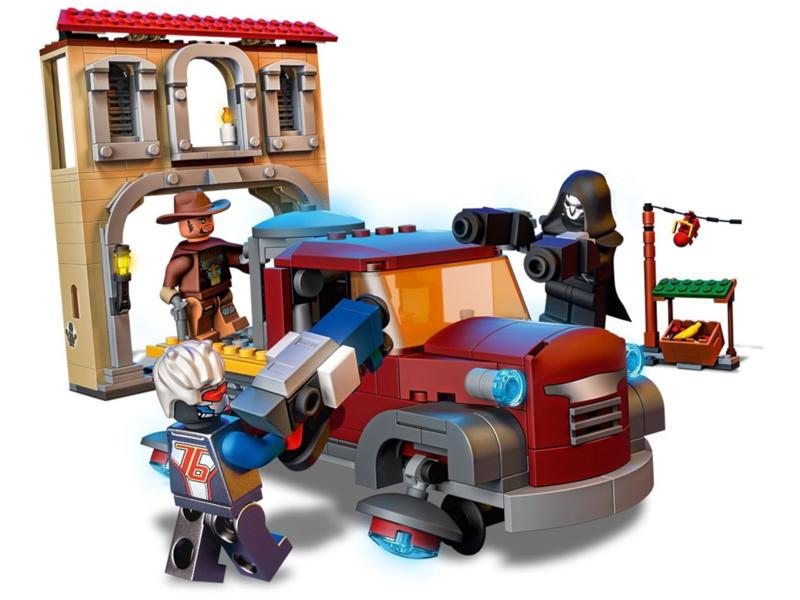 LEGO Overwatch - Resa dei Conti Dorado - Set 75972