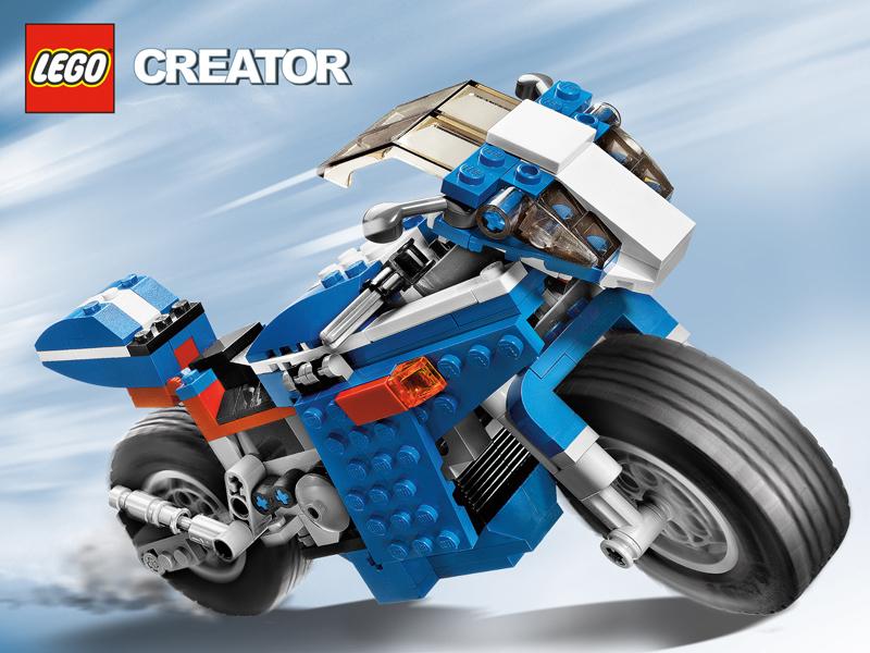 Lista Set LEGO Creator