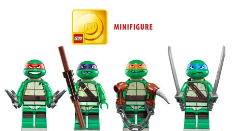 Lista Minifigure LEGO