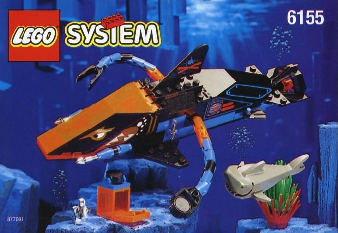 Lista Set LEGO Aquazone Aquasharks