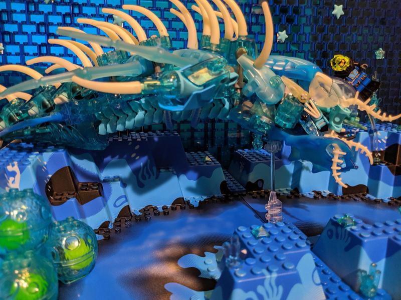 Lista Set LEGO Aquazone