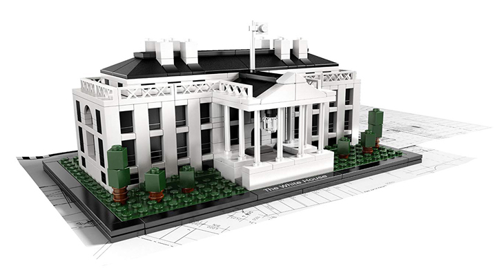 Lista Set LEGO Architecture Stati Uniti