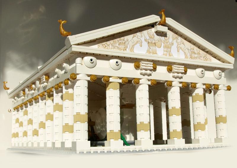 Lista Set LEGO Architecture