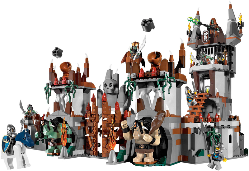 Lista Set LEGO Castle - Castello