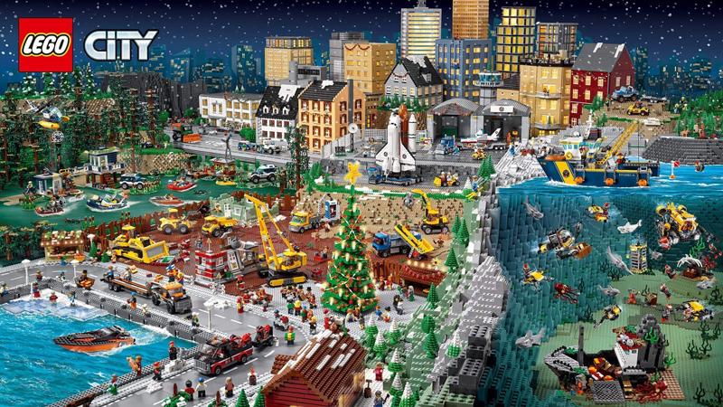 Lista Set LEGO City