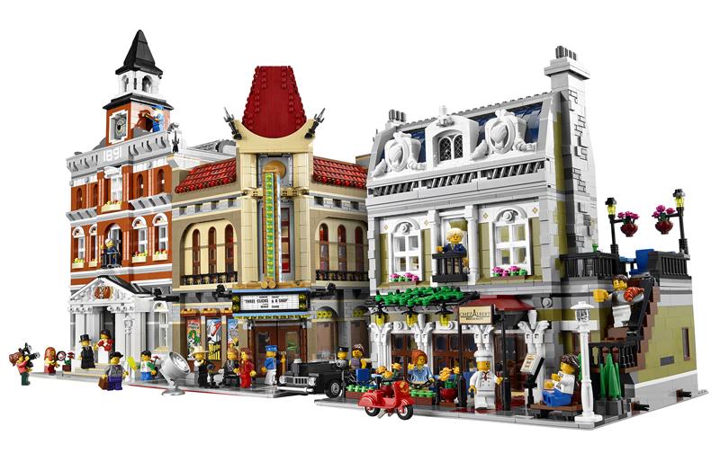 Lista Set LEGO Creator Edifici Modulari