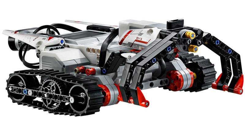 Lista Set LEGO Mindstorm - Robot
