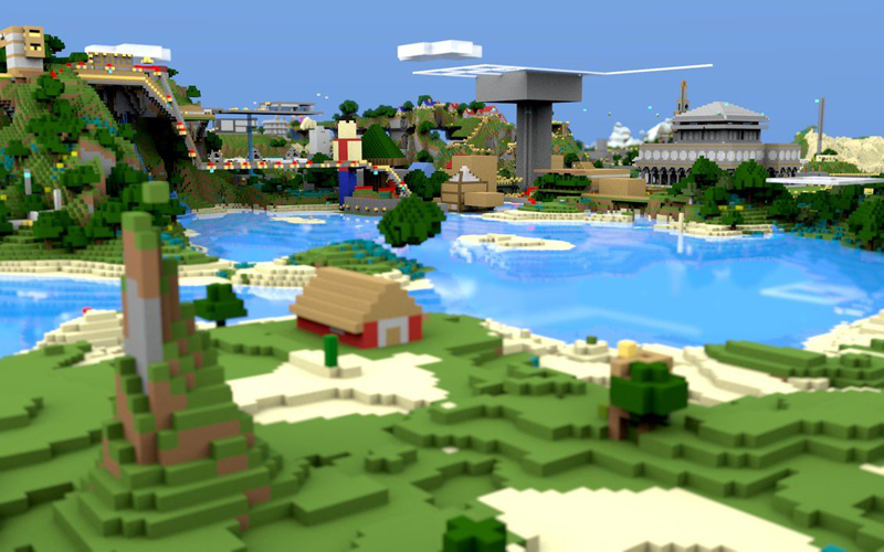 Lista Set LEGO Minecraft