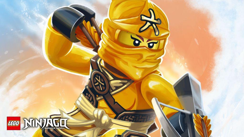 Lista Set LEGO Ninjago - Ninja d'Oro