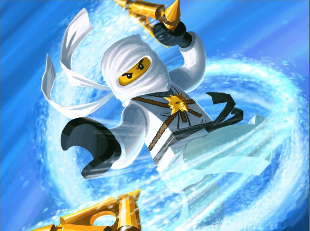 Lista Set LEGO Ninjago - Zane