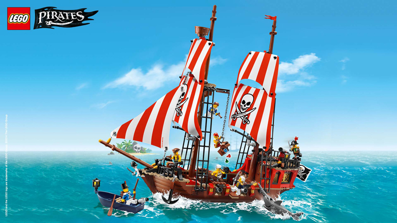 Lista Set LEGO Pirates