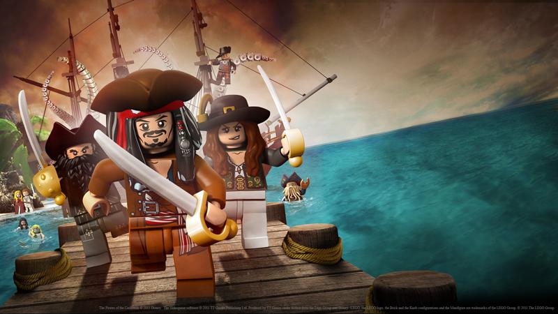 Lista Set LEGO Pirates - Pirati dei Caraibi