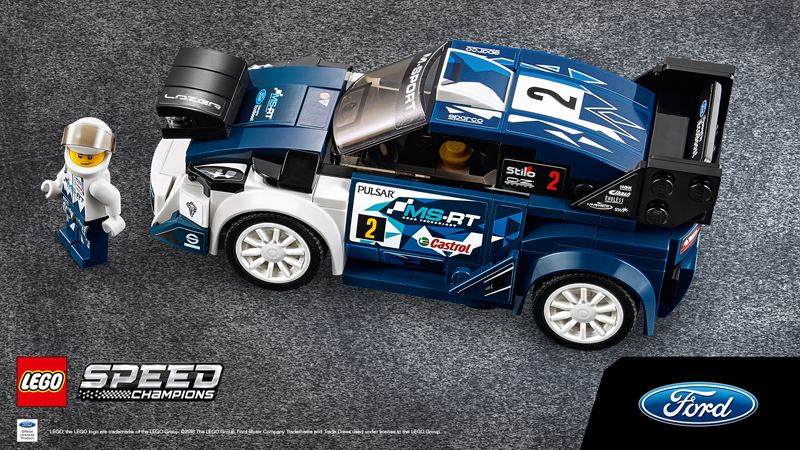 Lista Set LEGO Speed Champions - Ford