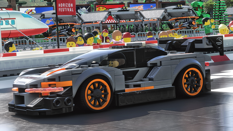 Espansione Forza Horizon 4 LEGO Speed Champions - 2019