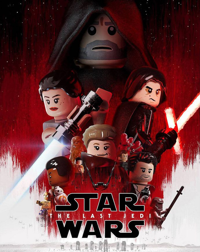 Lista Set LEGO Star Wars Episodio 8 - L'Ultimo Jedi