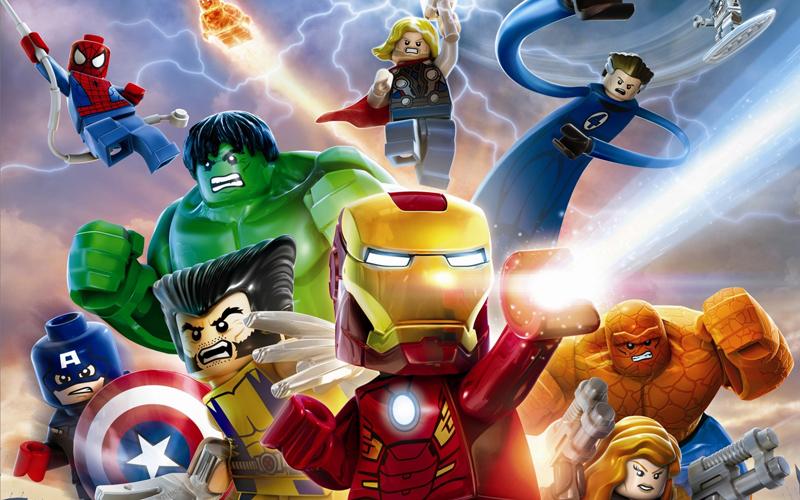 Lista Set LEGO Super Heroes