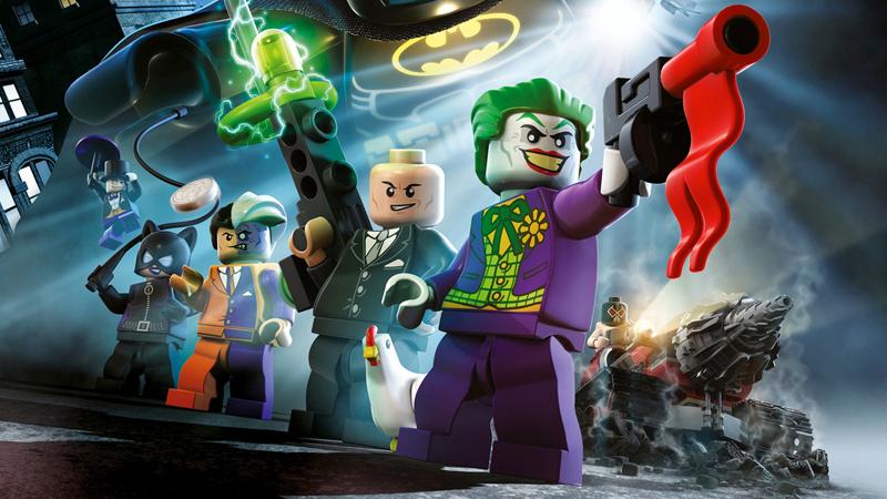 Lista Set LEGO Super Heroes - JOKER!