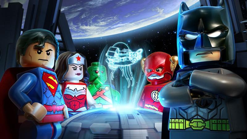 Lista Set LEGO Super Heroes - Dc Universe