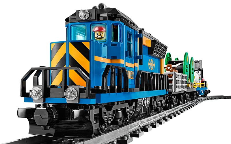 Lista Set LEGO Trains - Treno Blu