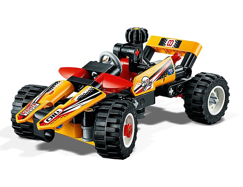 Rivelati 7 nuovi Set LEGO Technic - Gennaio 2020 - Buggy (42101)