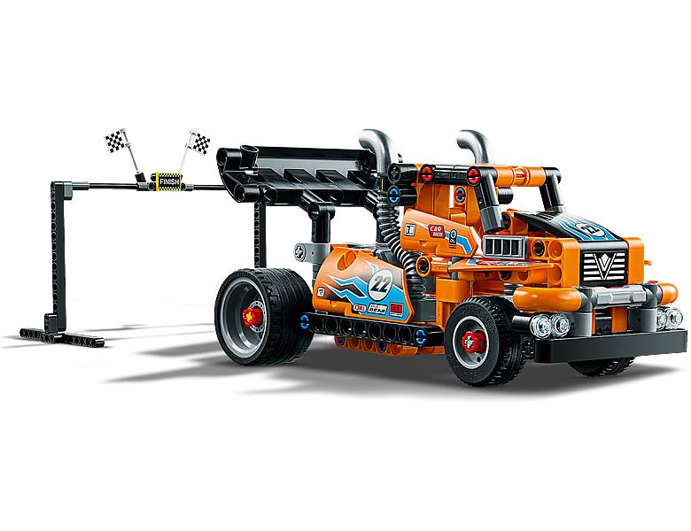 Rivelati 7 nuovi Set LEGO Technic - Gennaio 2020 - Camion da Gara (42104)