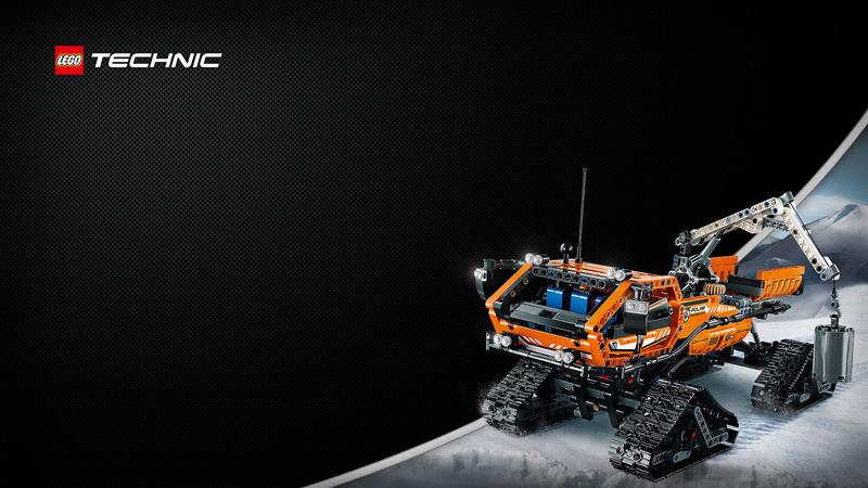 Rivelati 7 nuovi Set LEGO Technic - Gennaio 2020
