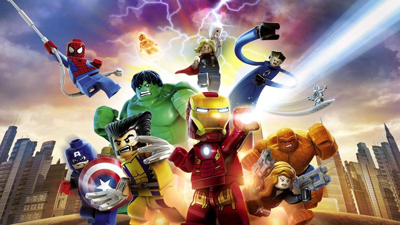 Rivelati Set LEGO Marvel Avengers e Spider-Man - Gennaio 2020