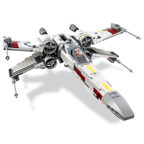 X-Wing LEGO per l'ADHD