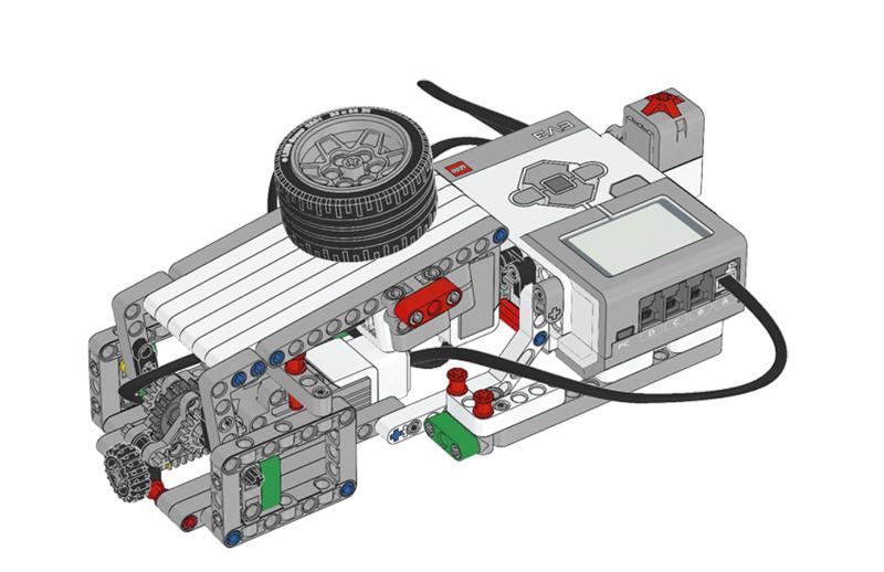 Educazione LEGO - Giù per la Discesa